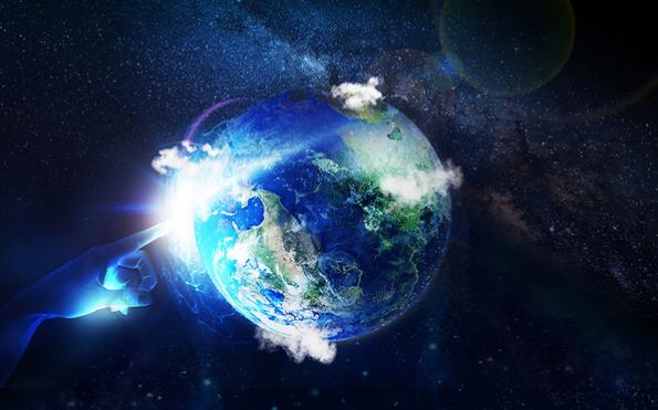 带动历史车轮的,除了人类,还有旋转不止的地球