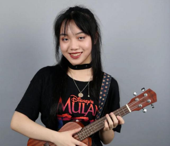 雅思8.5、唱跳全能、媒体争相报道:首届大活动中学组亚军田海伦的多彩青春