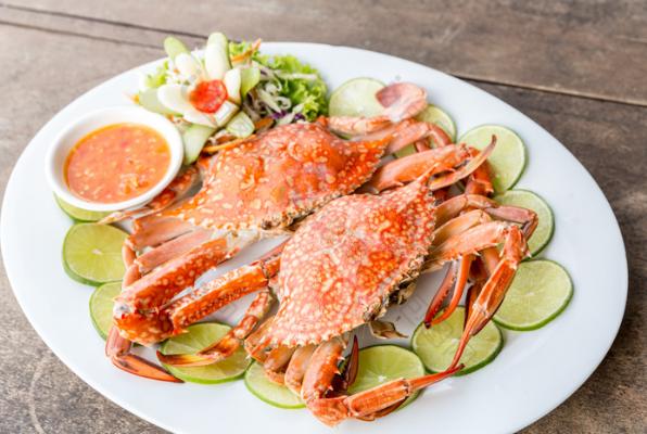 吃螃蟹的人,都有勇气、耐心和一点情趣
